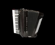 120 Bass Double Cassoto Piano Accordion