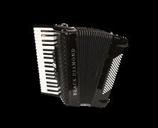 96 Bass Piano Accordion