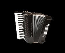 72 Bass Piano Accordion