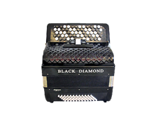 60 Bass Button Accordion (C System)