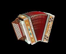 Handbemalte Tirol (braun)