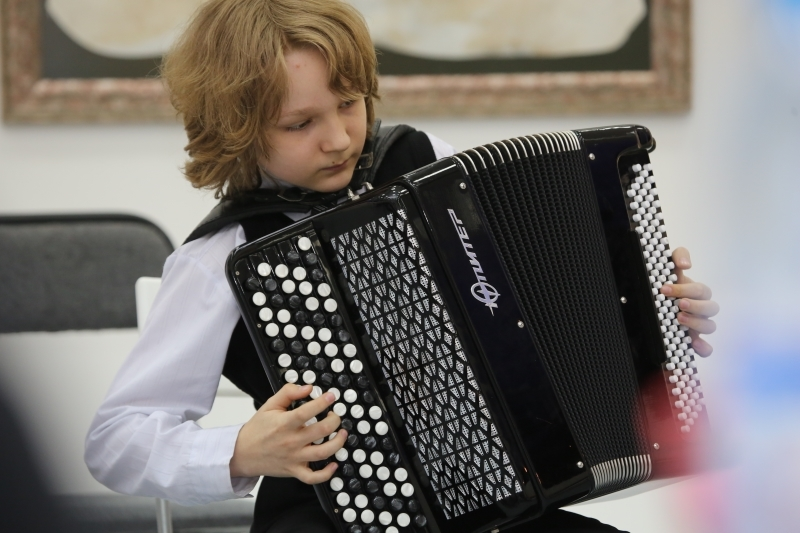 Баян аккордеон гармоника конкурс